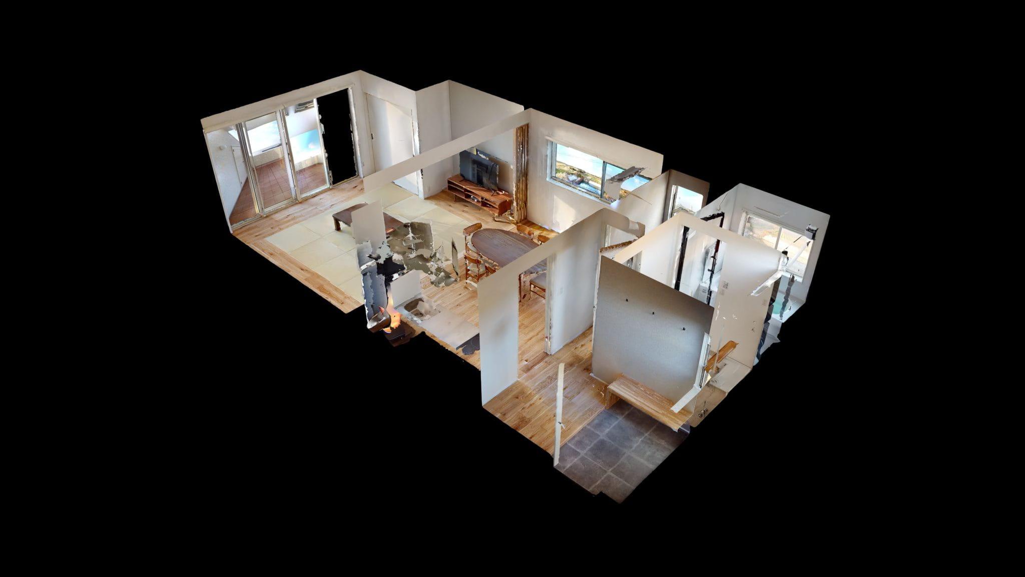 Granvista角島 和室